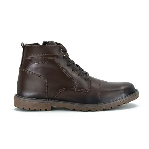 Bota Casual de Cuero West Coast New Winston