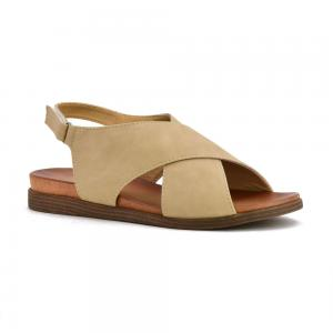 Sandalia Casual Korium Crossed Low