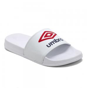 Sandalia Ojota Umbro Locker Room Adulto Blanco