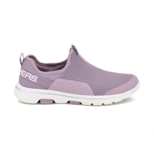 Champion Deportivo Skechers GOwalk 5 Sovereign Slip On Pink