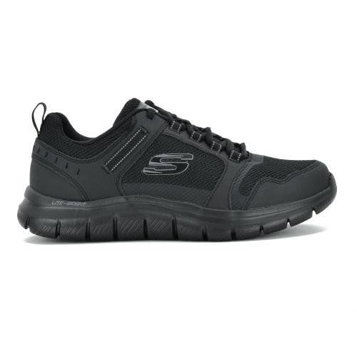 Champion Deportivo Skechers Track Knockhill Black