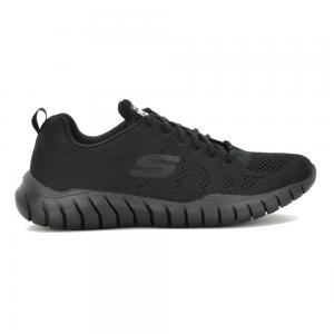 Champion Deportivo Skechers Overhaul Debbir Black