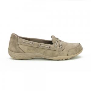 Zapato Casual Skechers Relaxed Fit Breathe Easy Sole Full Camel