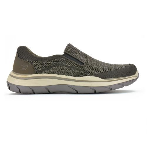 Zapato Casual Skechers Expected 2.0 Arago Brown