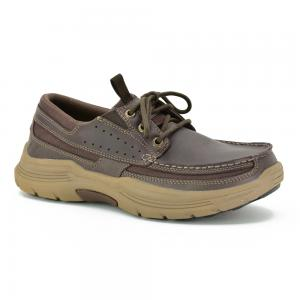 Zapato Casual Skechers Relaxed Fit Expended Menson Brown