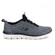 Champion Deportivo Skechers Summits Louvin Black