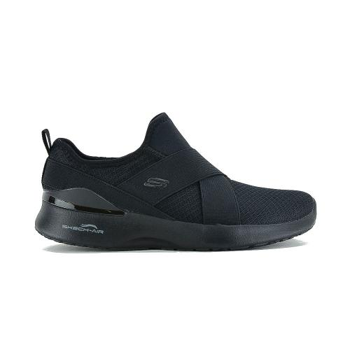 Champion Deportivo Skechers Skech-Air Dynamight Easy Call All Black