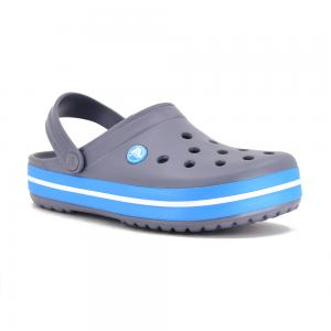 Crocs Crocband Clog Originales Ladies Charcoal Ocean