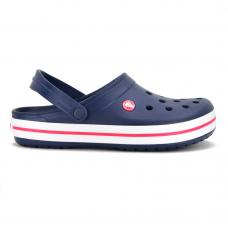Crocs Crocband Clog Originales Mens Navy Red