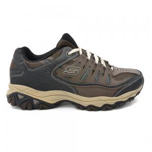 Champion Skechers After Burn Memory Fit Brown