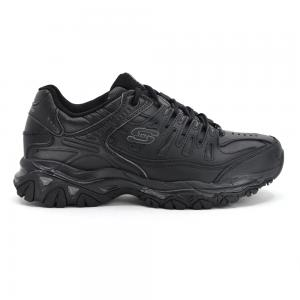 Champion Skechers After Burn Memory Fit Black