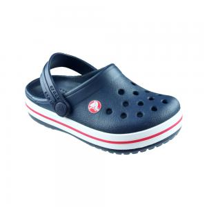 Crocs Niños Crocband Clog Originales Navy Red