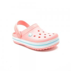 Crocs Niños Crocband Clog Originales Melon Ice Blue