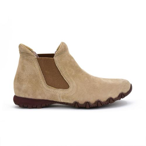 Bota Casual Baja Skechers Relaxed Fit Bikers Londoner