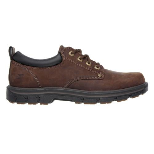 Zapato Casual Skechers Relaxed Fit Segment Rilar Brown