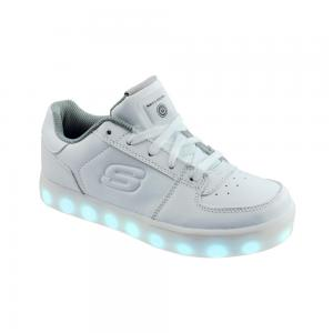 Champion Deportivo Con Luces Skechers Energy Lights White