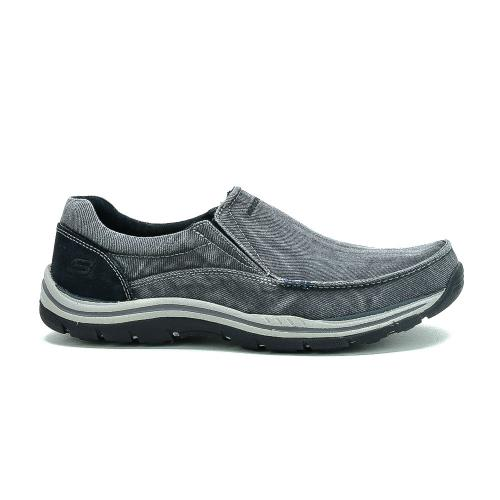 Zapato Casual Skechers Relaxed Fit Expected Avillo Black