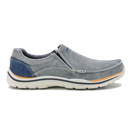 Zapato Casual Skechers Relaxed Fit Expected Avillo Grey