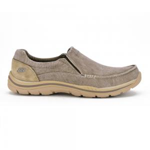 Zapato Casual Skechers Relaxed Fit Expected Avillo Khaki