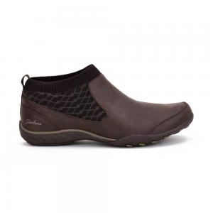 Bota Casual Skechers Relaxed Fit Breathe Easy Brown