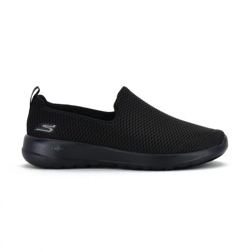 Champion Deportivo Skechers GoWalk Joy Slip-On Wide Fit Horma Ancha Black