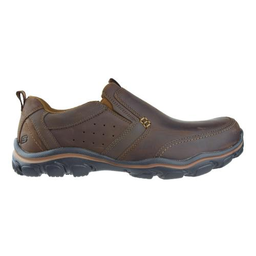 Zapato Casual Skechers Relaxed Fit Montz Devent Brown