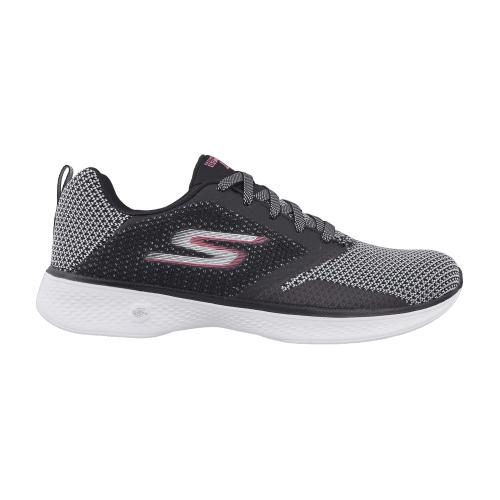 Champion Deportivo Skechers Go Walk 4 Edge Black