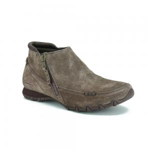 Bota Casual Skechers Relaxed Fit Bikers Zippiest Brown