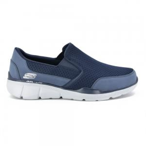 Champion Deportivo Skechers Relaxed Fit Equalizer 3.0 Bluegate Wide Fit Horma Ancha Navy