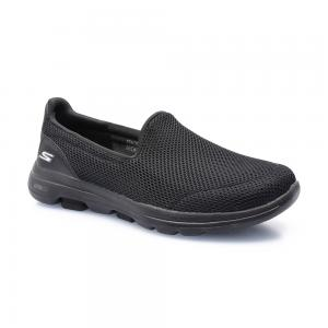 Champion Deportivo Skechers GOwalk 5 Slip-on Black