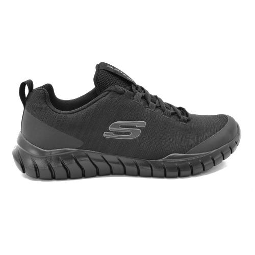 Champion Deportivo Skechers Overhaul Quarkski Black