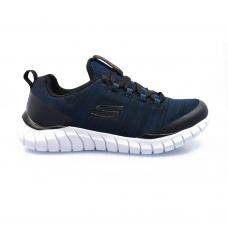 Champion Deportivo Skechers Overhaul Quarkski Navy