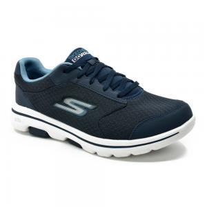 Champion Deportivo Skechers GOwalk 5 Qualify Navy