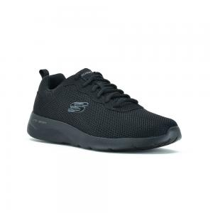 Champion Deportivo Skechers Dynamight 2.0 Rayhill Wide Fit Horma Ancha Black
