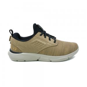 Zapato Casual Skechers Relaxed Fit Ingram Marner Camel