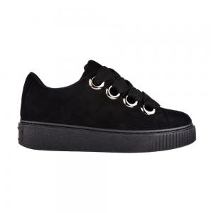 Champion Deportivo Casual American Sport Suede Holes