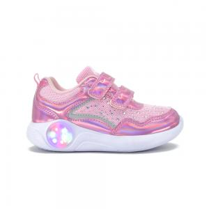 Champion Deportivo American Sport con Luces y Doble Velcro Bling Light