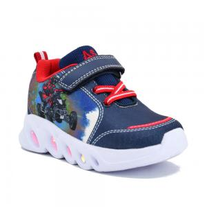 Champion Deportivo American Sport con Luces y Velcro Moto Sport Talles 28-33