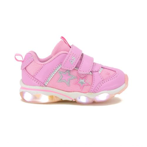 Champion Deportivo American Sport con Luces y Doble Velcro Baby Stars