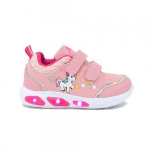 Champion Deportivo American Sport con Luces y Doble Velcro Pony Talles 22-27
