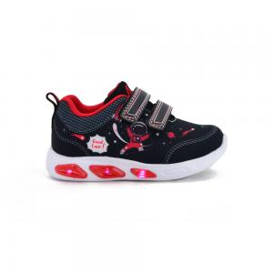 Champion Deportivo American Sport con Luces y Doble Velcro Space Man