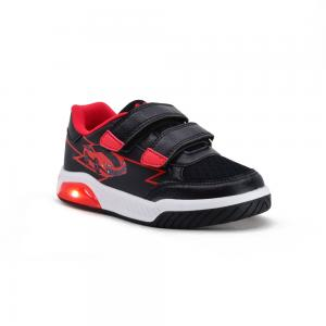 Champion Deportivo American Sport con Luces y Doble Velcro Red Car
