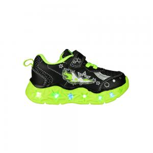 Champion Deportivo American Sport Con Luces y Velcro Space Talle 22-27