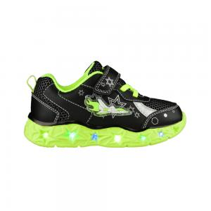 Champion Deportivo American Sport Con Luces y Velcro Space Talle 28-35