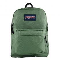 Mochila Clasica Jansport Superbreak Green