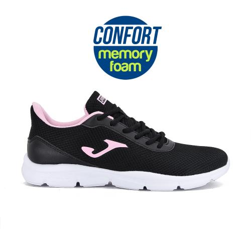 Champion Deportivo Joma Comodity Lady Black Pink