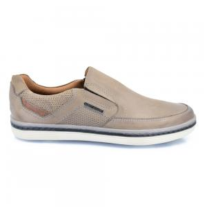 Zapato Mocasín de Cuero West Coast Slip-on Bronx