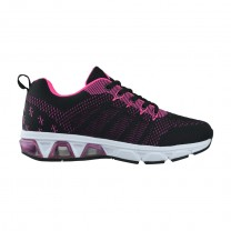 Champion Deportivo Casual American Sport Trainer Black Pink Talle 36-40