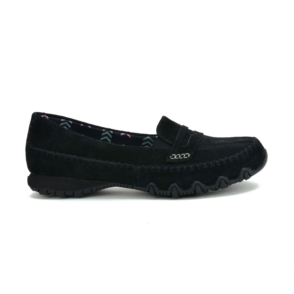 Fit Brown351 Skechers Bikers Relaxed Zapato Confort blk Penny 8s4z9460 49460 Lane QCxBeErdoW