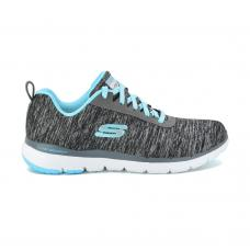 Champion Deportivo Skechers Flex Appeal 3.0 Insiders Black